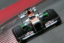 Formel 1 - Sutil-Partner wieder an Bord: Medion wieder Sponsor bei Force India