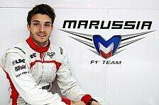 Formel 1 - Mittelfeld wird schwierig: Bianchi: Haben uns stark verbessert