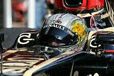 Formel 1 - Vorbild: Kimi R�ikk�nen: Valsecchi: Eines Tages der Beste