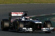 Formel 1 - Zur richtigen Zeit am richtigen Ort: Bottas dankt Williams f�r Vertrauen