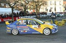 DRM - Mohe gewinnt 2WD-Wertung: Hermann Ga�ner gewinnt Auftakt