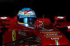 Formel 1 - Vettel hatte 45 Punkte R�ckstand : Alonso: 2013 hat Priorit�t