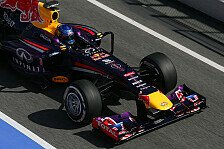 Formel 1 - Test-Highlights: Red Bull