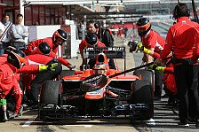 Formel 1 - Bilderserie: Barcelona II - �bersicht Laufleistung
