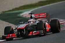 Formel 1 - Keine Probleme, nur Herausforderungen: Michael: Konzept schon seit Juni klar