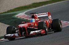Formel 1 - Updates in den ersten drei Rennen: Ferrari: Windkanal-Probleme sind abgehakt