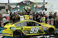 NASCAR - Bilder: Subway Fresh Fit 500 - 2. Lauf