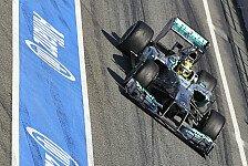 Formel 1 - Reifen wie getoasteter Camembert: Wolff: Kr�fteverh�ltnis ist Glaskugelleserei