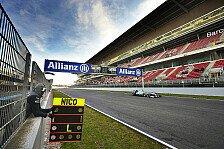 Formel 1 - Wie auf jeder anderen Strecke: Kein Test: Neuland in Barcelona
