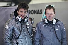 Formel 1 - Video: Formel 1: Aldo Costa fährt Weltmeister-Mercedes