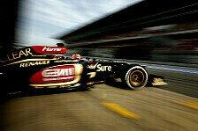 Formel 1 - Sieganw�rter Nummer eins?: Lotus Vorschau: Spanien GP