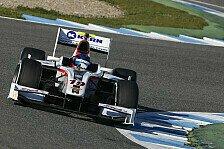 GP2 - Potenzial im Qualifying aussch�pfen: Trummer: Der Weg zur�ck in die Punkte