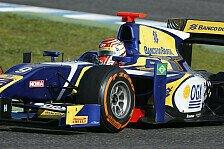 GP2 - Bald kommt der Sieg!: Felipe Nasr