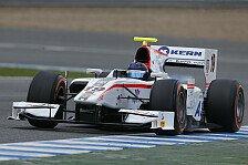 GP2 - Starke Testergebnisse stimmen zuversichtlich: Trummer gut vorbereitet in GP2-Saison