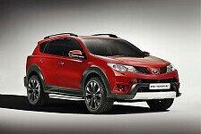 Auto - Zwei Designstudien auf dem Genfer Automobilsalon: Toyota RAV4 f�r Abenteurer und Premium-Liebhaber