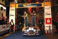 DRM - Keine Einschreibung in der DRM: Hermann Ga�ner gewinnt ADAC Pfalz-Westrich Rallye