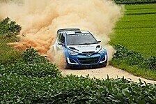WRC - Hyundai stellt Kern-Team auf