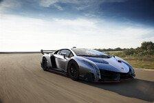 Auto - Einfach nur: Wahnsinn: Video - 750 PS: Der Lamborghini Veneno