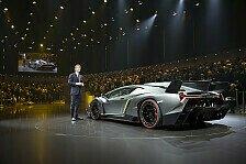 Auto - Der Lamborghini Veneno