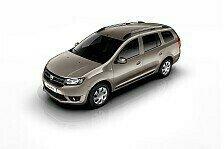 Auto - Enth�llung in Genf: Dacia Logan MCV feiert Weltpremiere