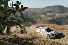 WRC - Solider Einstand in Mexiko: Ogier in Qualifikation auf Platz f�nf