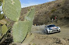WRC - Houston, we have a problem: VW setzt in Mexiko auf Satellitentelefone