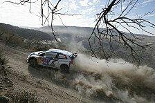WRC - �stberg verzweifelt: Ogier baut Mexiko-F�hrung aus
