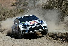WRC - Latvala wird Crash-Image erneut gerecht: Ogier holt sich Mexiko-F�hrung zur�ck
