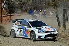 WRC - Der siebte Streich: Ogier siegt auch in den Superspecials