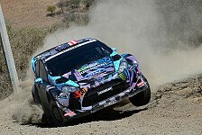 WRC - Video: Ken Blocks heftigster Crash