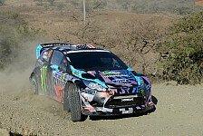 WRC - Bilder: Rallye Mexiko - Shakedown & Qualifying