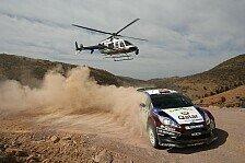 WRC - Einfach alles kaputt: �stberg nach Aus in Mexiko tief traurig