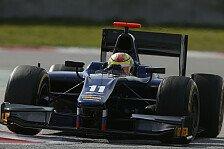 GP2 - Spannung bis zum Schluss: Frijns holt ersten Sieg f�r Hilmer Motorsport