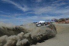 WRC - Hauptsache Podest: Neuville: Aufgeben erst im Ziel