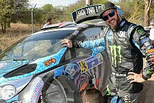 WRC - Wo gibt es Freizeit zu kaufen?: Block w�rde gerne �fter in der WRC fahren