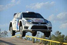 WRC - Ogier macht den anderen das Tor zu