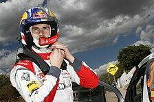 WRC - Bef�rchtungen eingetroffen: Dani Sordo