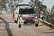 Mehr Rallyes - Triumph in starkem Starterfeld: Sordo siegt beim Fafe Rallye Sprint