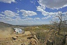 WRC - H�henfl�ge und pure G�nsehaut: Vorschau Rallye Mexiko