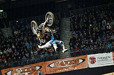 NIGHT of the JUMPs - Die Nacht der Revanche : Rinaldo gewinnt, Bizouard erobert WM-F�hrung
