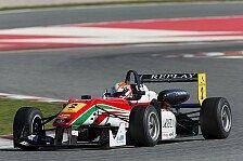 Formel 3 EM - Prema dominiert: Triple-Pole f�r Lynn in Brands Hatch