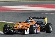 Formel 3 EM - Wehrleins einziger F3-Auftritt: M�cke nimmt Monza ins Visier