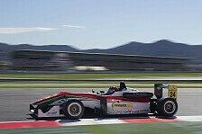 Formel 3 EM - Bilder: Testfahrten - Barcelona