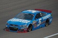 NASCAR - Dominator Johnson platzte der Reifen: Kahne bezwingt Gordon in Pocono