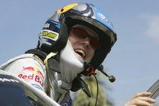 WRC - Ein guter Start ins Wochenende: Argentinien-Qualifying: Latvala Schnellster