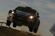 WRC - Al-Attiyah und Kuipers streben Punkte an