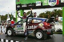 WRC - So weitermachen wie in diesem Jahr: Al-Attiyah k�ndigt Zukunftsgespr�ch mit M-Sport an