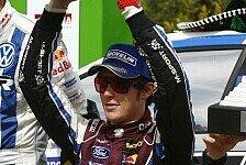 WRC - Weiterer Podestplatz auf Asphalt?: Neuville rechtfertigt riskante Aufholjagd
