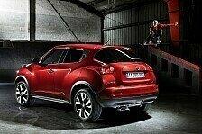 Auto - Nissan Juke n-tec