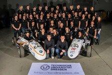 Formula Student - Sandstein trifft Kohlefaser: Teamvorstellung - Elbflorace